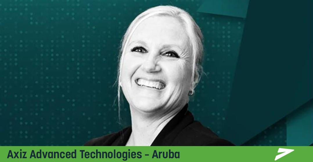 What's Next – In conversation with Axiz Aruba's Traci Maynard